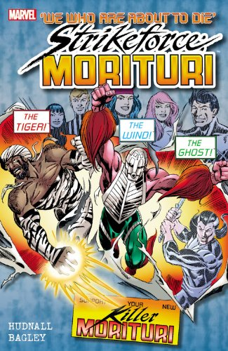 Strikeforce: Morituri Volume 3
