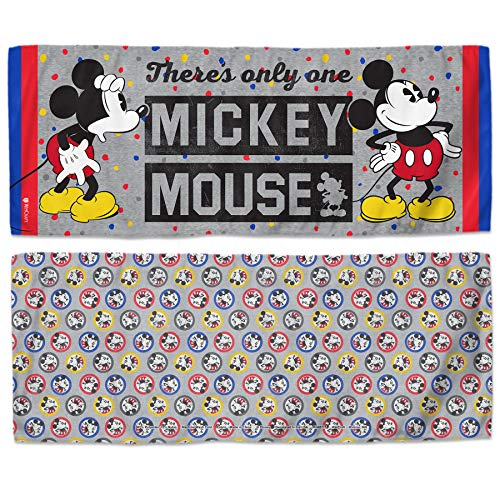 WinCraft Disney Disney Disney Mickey Mouse There's only one DOTS Cooling Towel 12