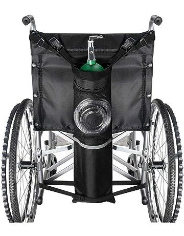 Amazon.es: Soportes para bombonas de oxígeno: Salud y cuidado personal