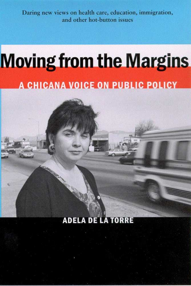 Download Moving from the Margins: A Chicana Voice on Public Policy pdf