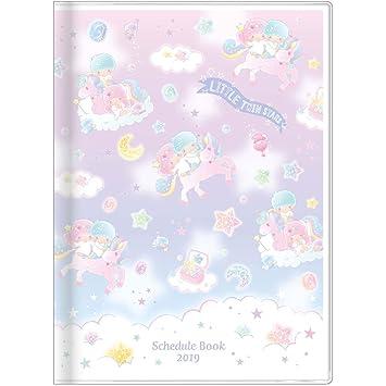 Sanrio Little Twin Stars S2947676 - Agenda 2019 A6 ...
