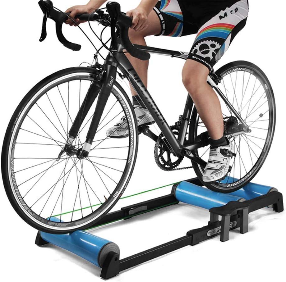 Entrenador rodillos bicicleta interior ajustable - Pedal ...