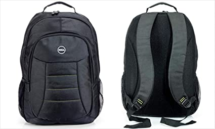 Dell 15.6 inch Laptop Backpack  Black  Laptop Backpacks
