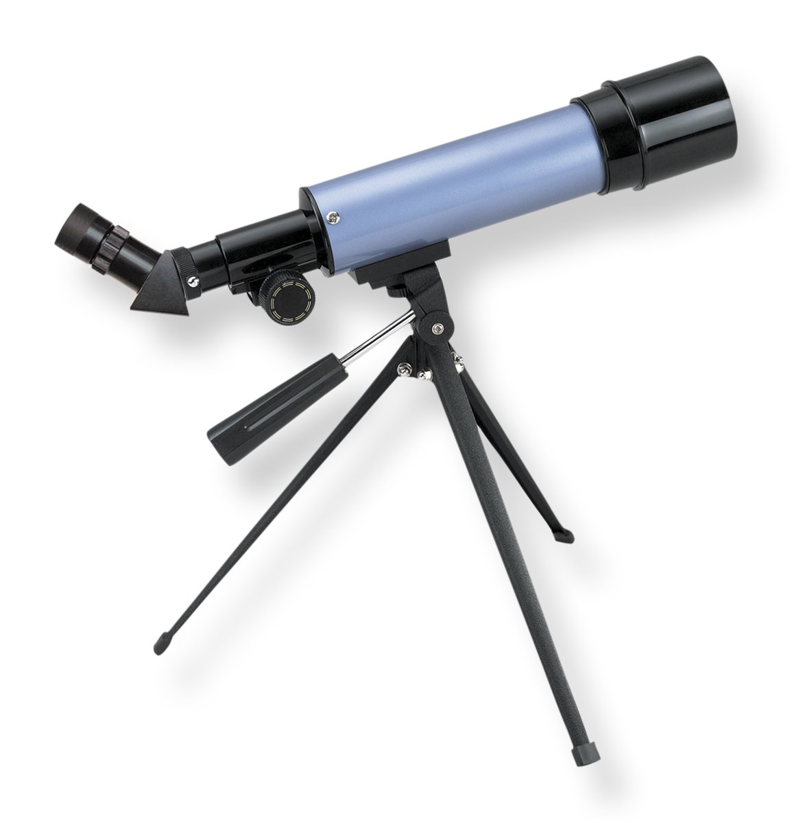 Carson AIM Refractor Telescope 50 mm with Table-Top Tripod