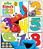 Sesame Street: Elmo's 1 2  3 Lift-the-Flap