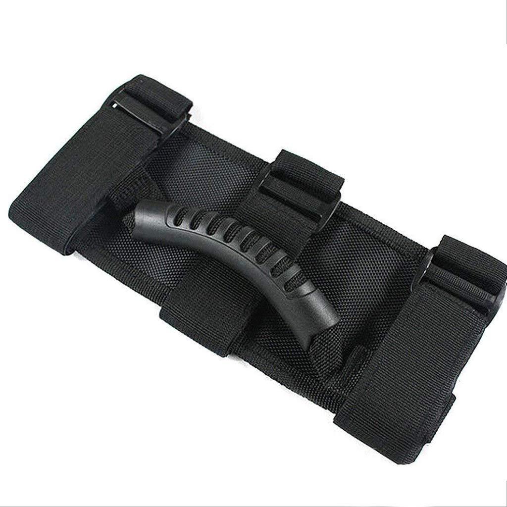 KESOTO 2X Roll Garb Asideros Grib Hand Holder para Jeep Wrangler Jk Tj Yj Electr/ónica Tama/ño Ergon/ómico Indumentaria