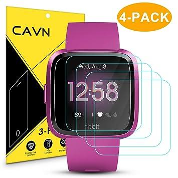 CAVN Protector de Pantalla para Fitbit Versa/Fitbit Versa ...
