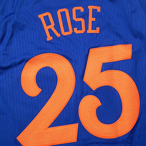 Derrick Adidas Knicks Rose 2016 Per UominiUomo New Climacool York Blue Swingman nbsp;ufficiale Gli Christmas Jersey Day Nba rdCoWxeB