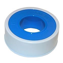 LASCO 11-1033-MASTER PTFE Pipe Sealant Tape, 1/2-Inch x 100-Inch, White, 144-Pack
