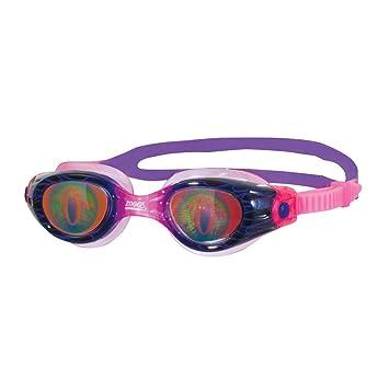 65261f5a28d3 Zoggs Girl s Sea Demon Swimming Goggles - Purple
