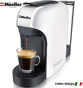 Amazon.com: Máquina de expreso Mueller para cápsulas ...