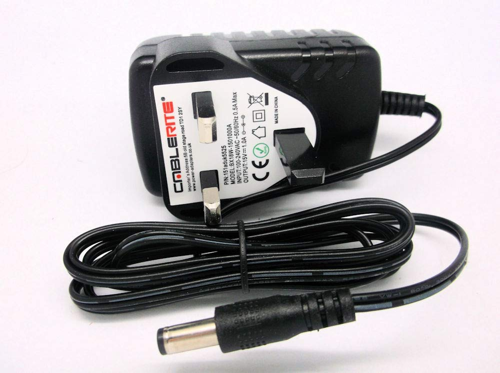 Challenge Extreme JC6215 Jump start 240v ac-dc power supply unit adapter