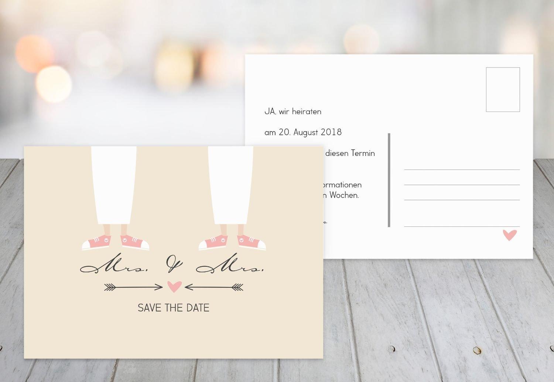 Save-the-Date Pärchen - Frauen, 30 Karten, Weiß Weiß Weiß B07B6MV16T | Professionelles Design  | Elegantes und robustes Menü  | Ausgang  4c864e