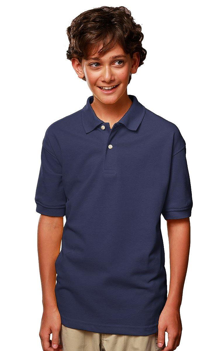 Blue Generation BG5204 Youth Superblend Polo