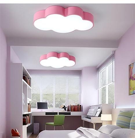 BRIGHTLLT Nuvole di colore ragazza camere da letto bambino luce da ...