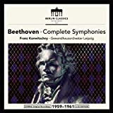 Beethoven : Intégrale des symphonies. Konwitschny.
