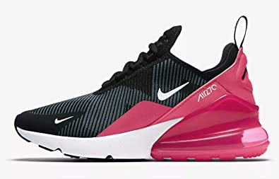 Nike Damen Air Max 270 Kjcrd (gs) Sneakers, Mehrfarbig (Black/White ...