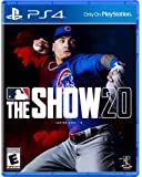 MLB The Show 20 for PS4 - PS4 Exclusive - ESRB Rated E (Everyone) - Max Number of Multi-Players: 8 - Sports Game…