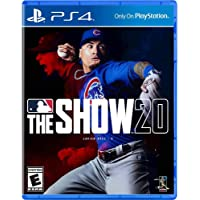 PS4 MLB: THE SHOW 20 - Standard Edition - PlayStation 4