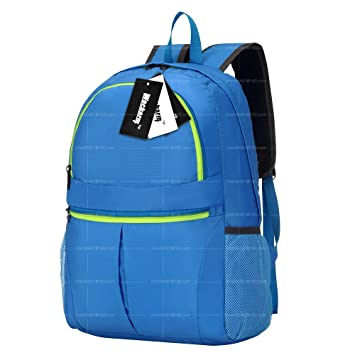db1d0d7d095f Wocharm 20L Ultra Lightweight Packable Backpack Hiking Daypack Handy  Foldable Camping Outdoor Sports Travel Riding Cycling