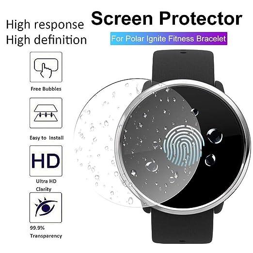 Benignpoet Smartwatch Protector De Pantalla De Vidrio ...