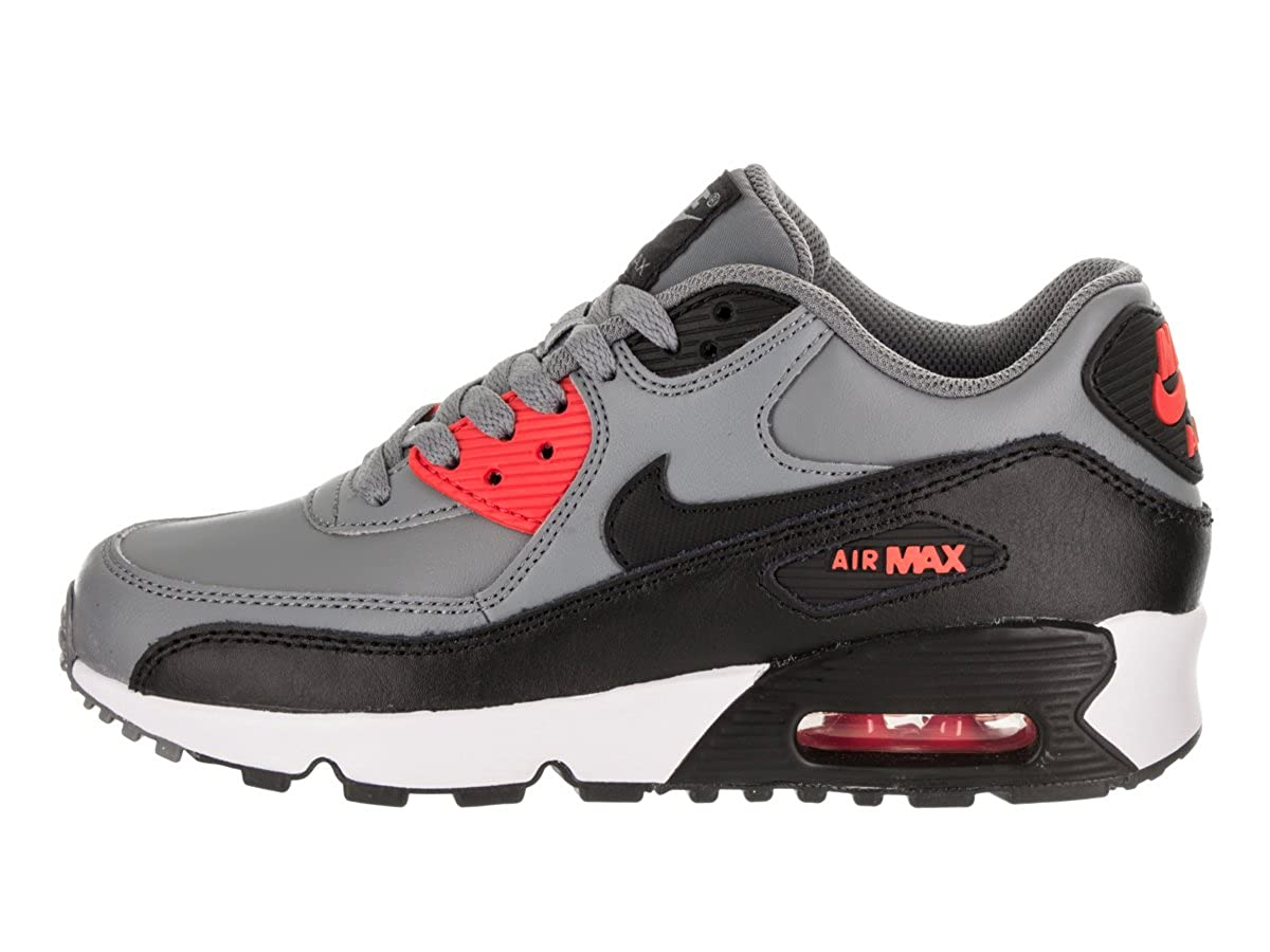best service f964f 1da17 ... usa amazon nike big kids air max 90 leather running shoes shoes 6983d  3d585