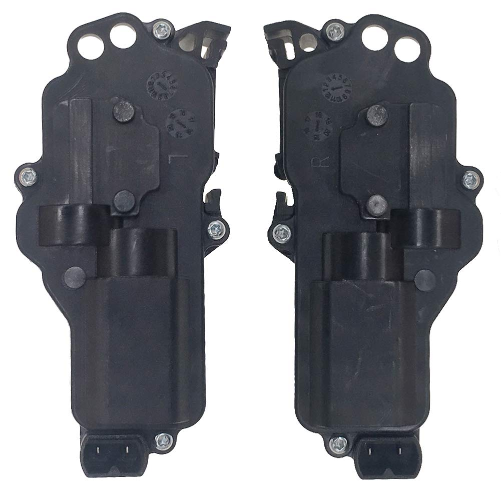 2 Pcs Power Door Lock Actuator 746-148 746-149 Front Rear Left /& Right Driver Passenger Side Fit Ford Excursion Expedition F150 F250 F350 F450 Ranger Taurus Mazda B2300 B2500 B3000 B4000 Mercury