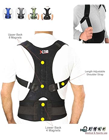 Xn8 Sports Neoprene Magnetic Lumbar Shoulder Support Strap Breathable Back  Pain Belt Injury Brace Gym Arthritis 76cdf5e12686