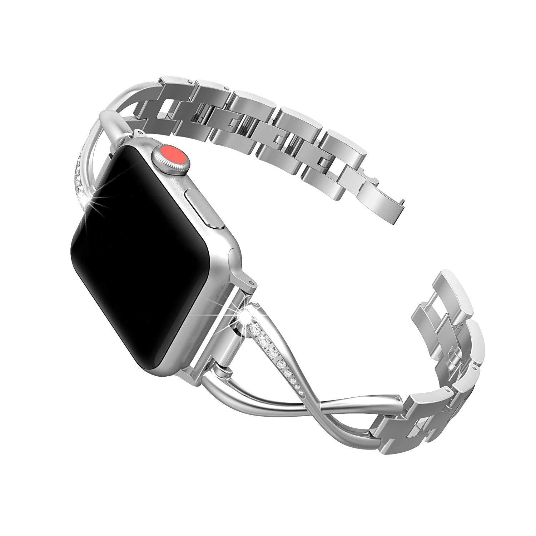 Malla Acero para Apple Watch (38/40mm) SWEES [7H7XNDQX]