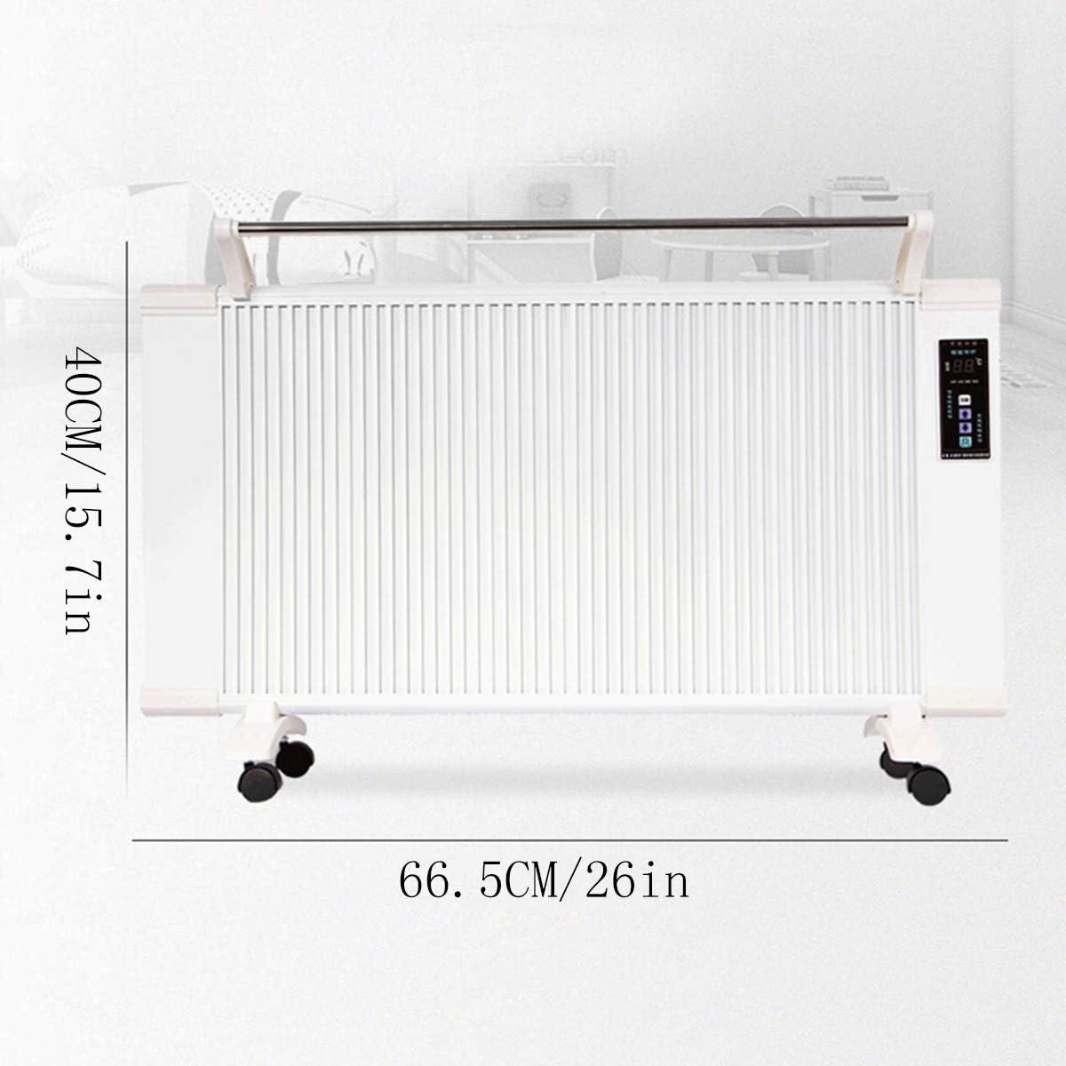 Balaber Calefactor Calefactor Eléctrico Ahorro de Energía función ...