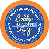 Bobby The Coffee Guy Maui Macadamia, Compatible with Keurig K-Cup Brewers, 24 Count