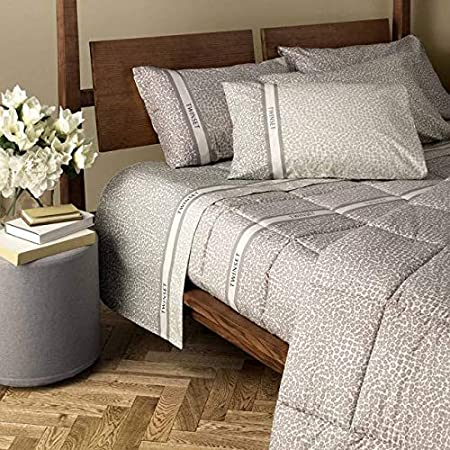 Copripiumino 260x260.Somma Complete Bedding Set Duvet Cover And Quilt Set Sauvage Var