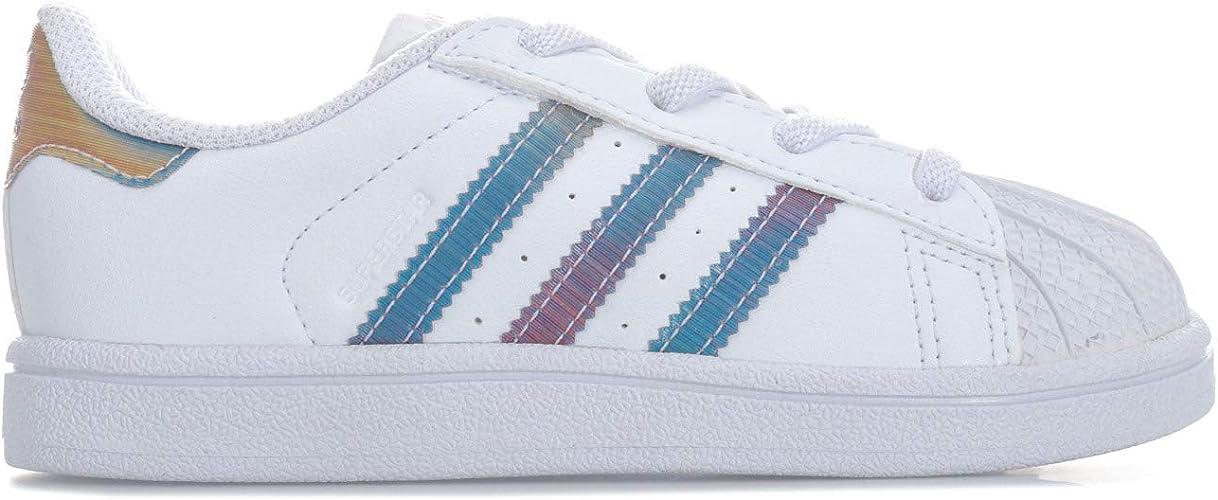 adidas superstar blanc iridescent
