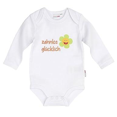 Bornino Le Body Message à Manches Longues sans Les Dents bébé  Bornino   Amazon.fr  Vêtements et accessoires 50e5c62e9a8