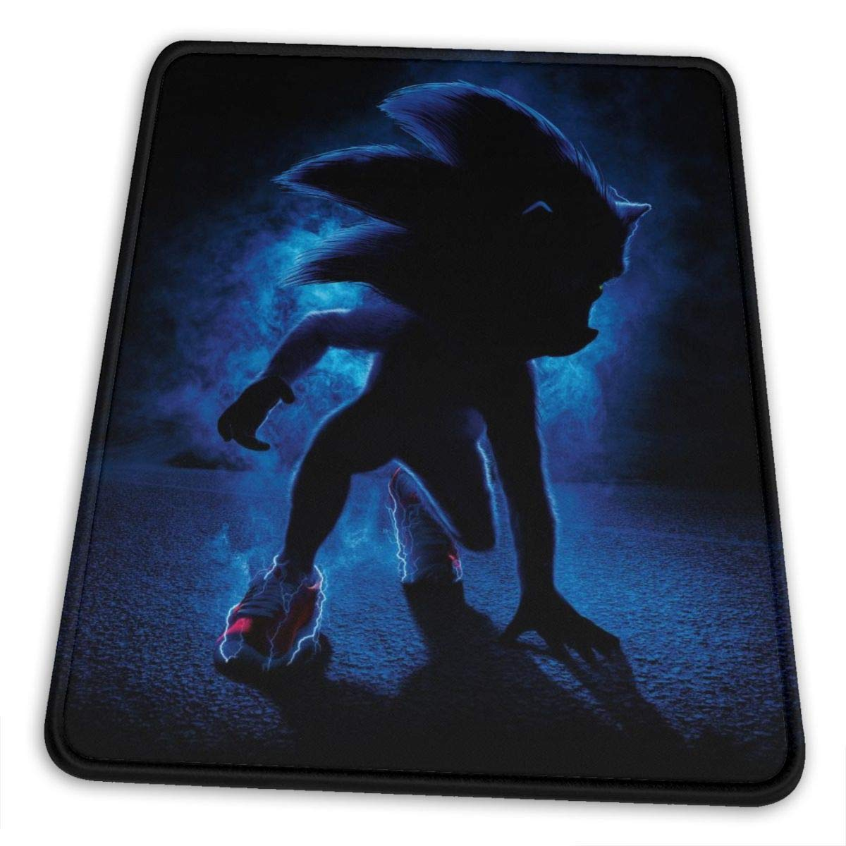 Anime Dragon Ball Son Gaming Mouse Mat Pad Unique Custom Mousepad Large Mouse Pats Office Ideal for Desk Cover Laptop and PC 10 X 12 Inch Stitched Edges Computer Keyboard