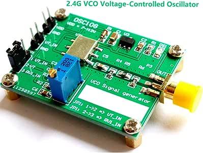 Amazon.com: RF Microwave VCO Voltage Controlled oscillator