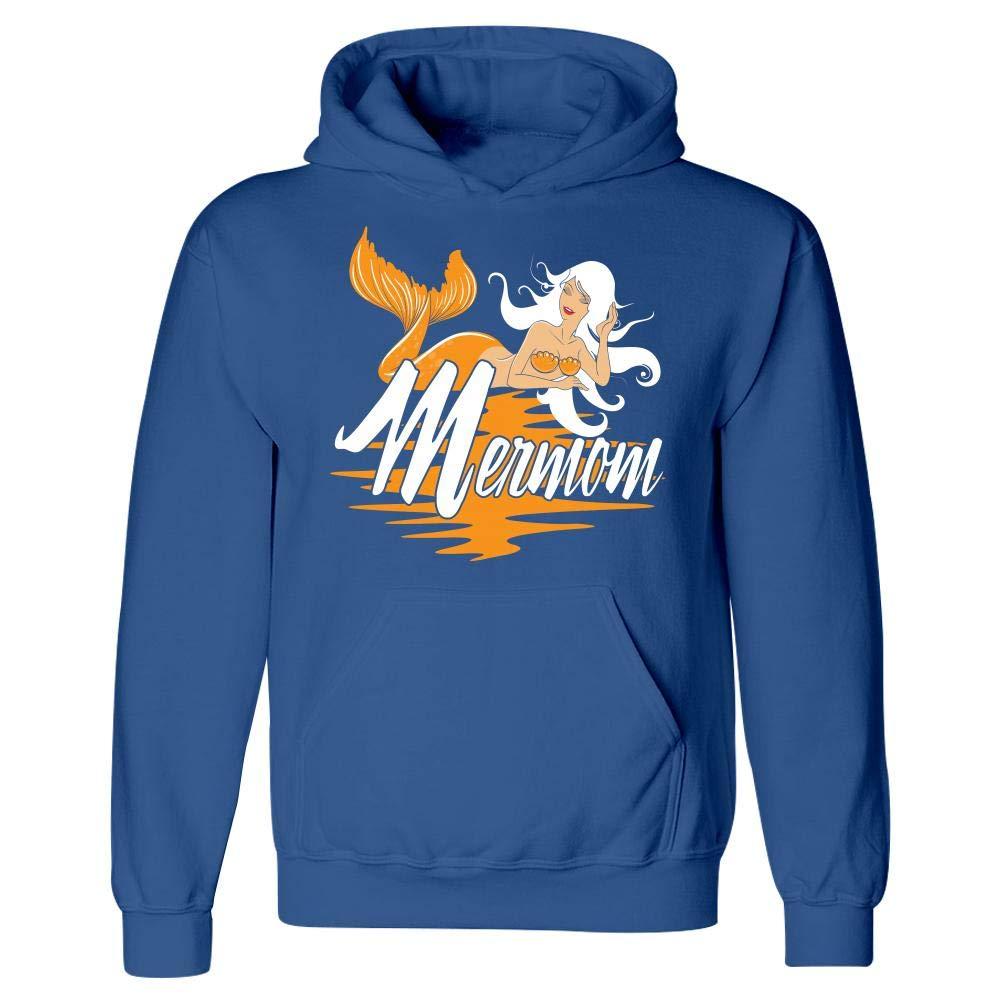 Ginial Wear Fantasy Mythological Mermom Orange Shirts