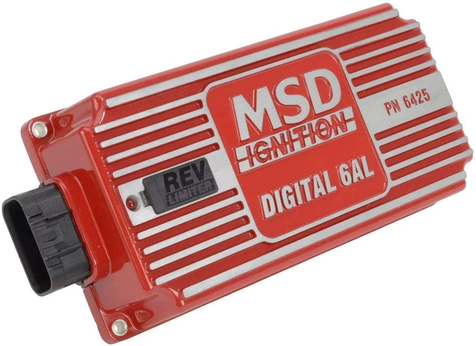 Msd Ignition 6425 6Al Ignition Control Box