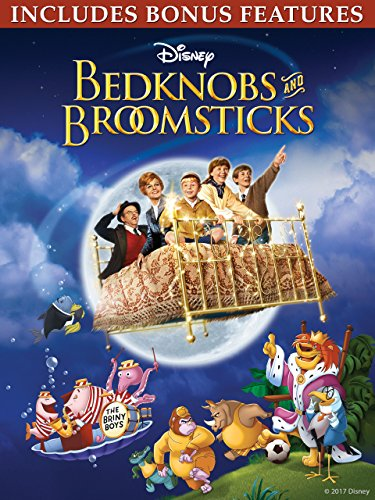 Bedknobs and Broomsticks (Plus Bonus Content) by