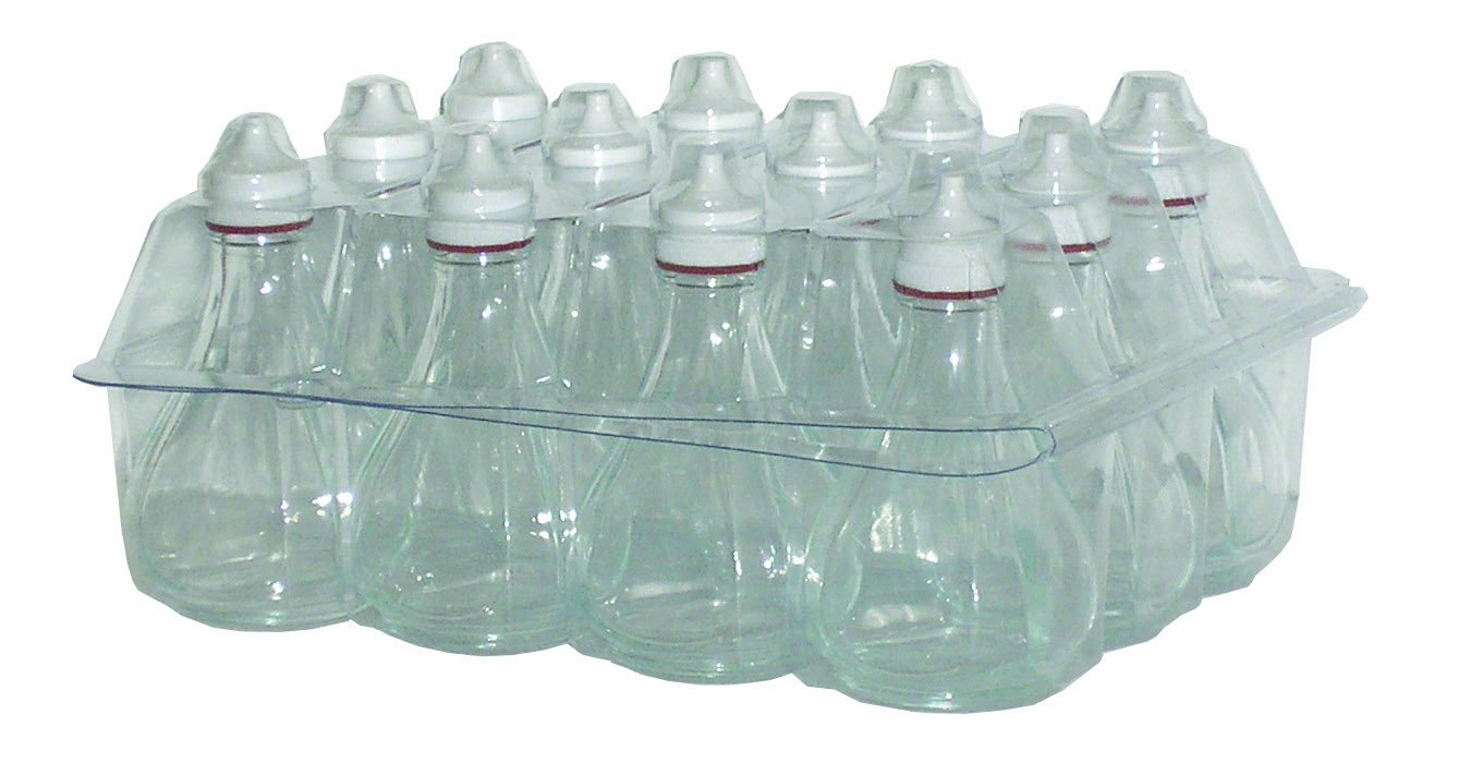 Luminarc Classic Vinegar Shaker with White Top, Tray of 12 Arc International AF003Y