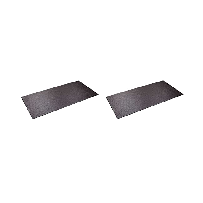 SuperMats Heavy Duty P.V.C. Mat for Cardio- Fi...