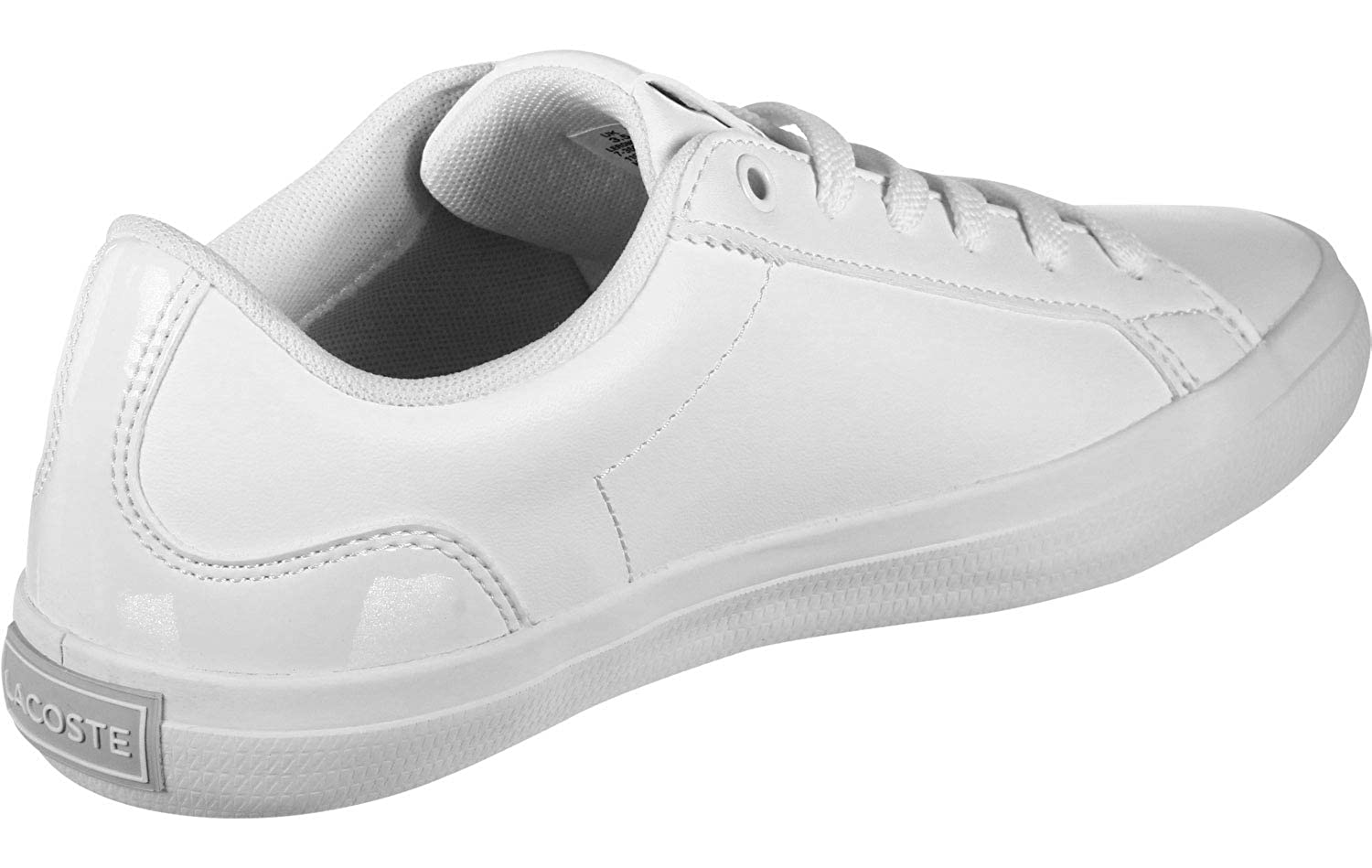 45146314f Lacoste Lerond 118 1 W Shoes White  Amazon.co.uk  Shoes   Bags