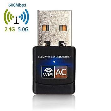 Intyei - Adaptador WiFi PCI-E Mini Tarjeta de Red ...