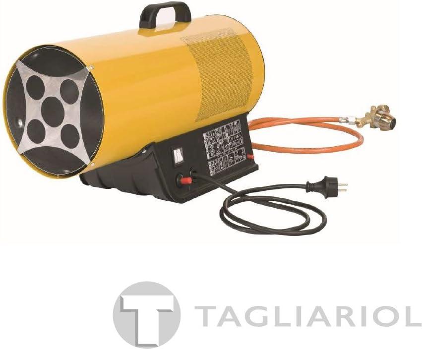 Generador DE Aire Caliente Portatil, a Gas BLP 33M Master, tensión de 220 V