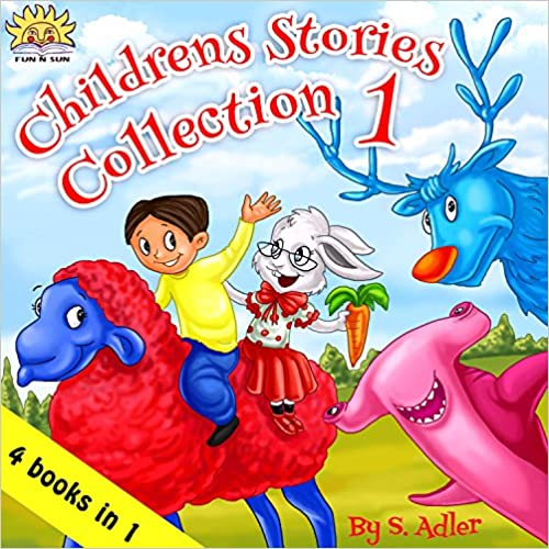 Children's book: Illustrated Picture Book for ages 2-8, Bedtime story, toddlers/ Preschool book, Beginner readers, kids story ebook, animals stories, values, ... stories Beginner / Early readers eBooks)