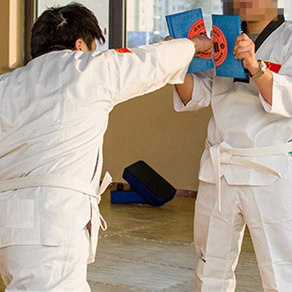 Tabla de Rendimiento Taekwondo rompe el azulejo Kindness Tablas para rompimientos auspilybiber Tablero Rebreakable para Artes Marciales El Tablero de Entrenamiento Tablero del Taekwondo