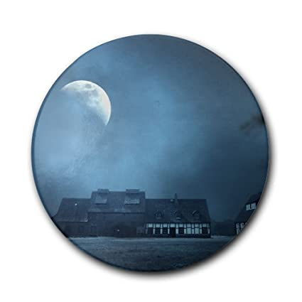 Amazon.com: Fasdsdscvsd Night Moon Old Elisabeth Homes ...