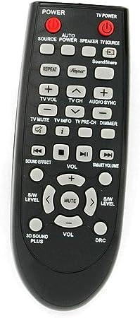 Mando a Distancia de Repuesto Compatible con Samsung HW-D350 HW ...