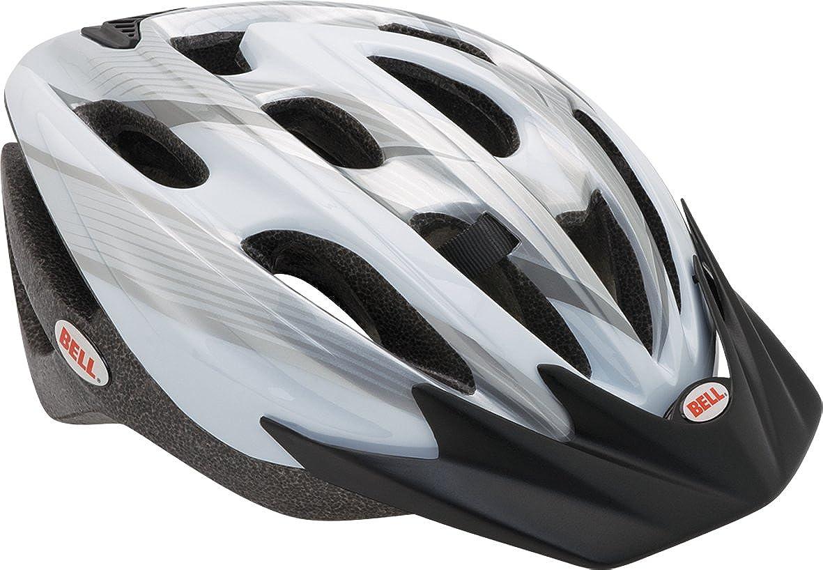 BELL Ukon - Casco para Bicicleta (54-61 cm), Color Blanco y ...