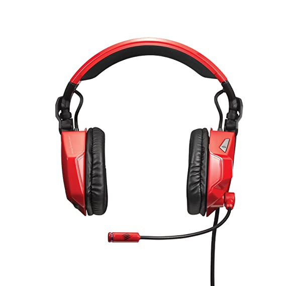 Amazon.com: Mad Catz F.R.E.Q. 7 Surround Sound Gaming Headset for PC: Computers & Accessories